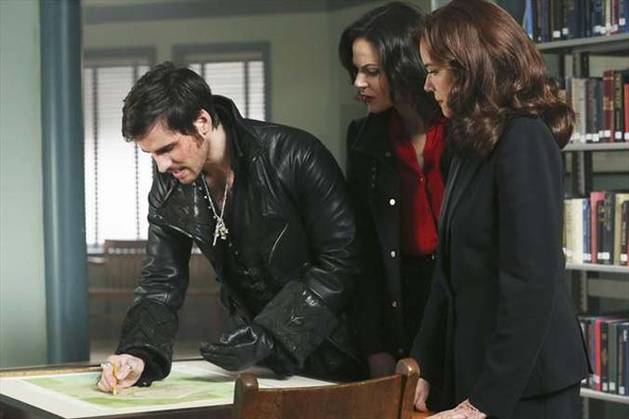 Once Upon a Time Season 3 Spoiler: Cora Is Coming Back!
