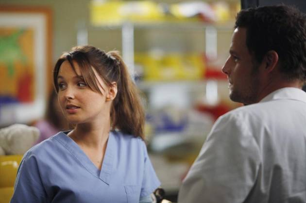 Grey's Anatomy Season 10 Spoilers: Alex and Jo Are Enemies of Shane