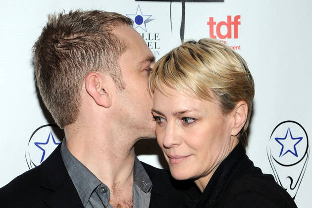 Robin Wright Is Engaged to Ben Foster