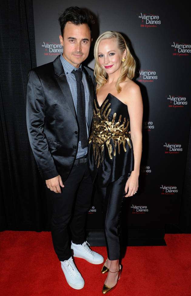 Candice Accola and Joe King Celebrate the New Year Adorably — Cute Couple Alert! (PHOTO)