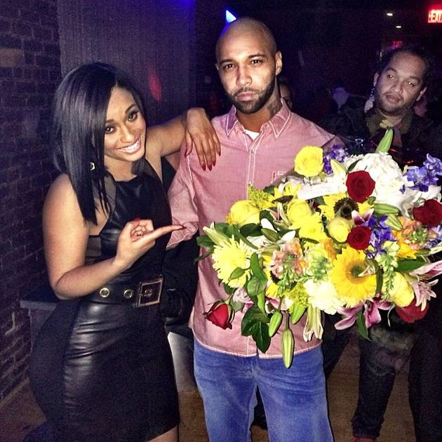 "Joe Budden Says That He's ""Never"" Going to Propose to Tahiry Again! (VIDEO)"