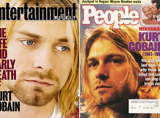 Frances Bean Cobain: Spitting Image Of Her Late Father Kurt Cobain