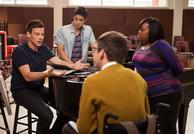 CBS Drama Series Rips THIS Glee Story From the Headlines — Too Much?