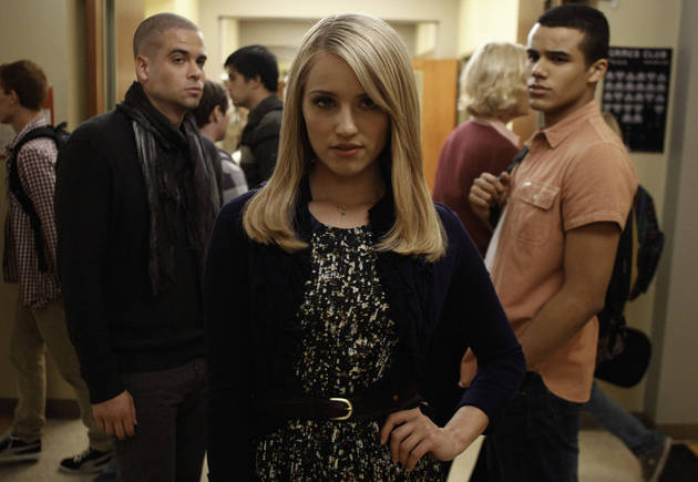 "Dianna Agron Calls This Glee Co-Star ""Wonderfully Talented"" — Aw!"