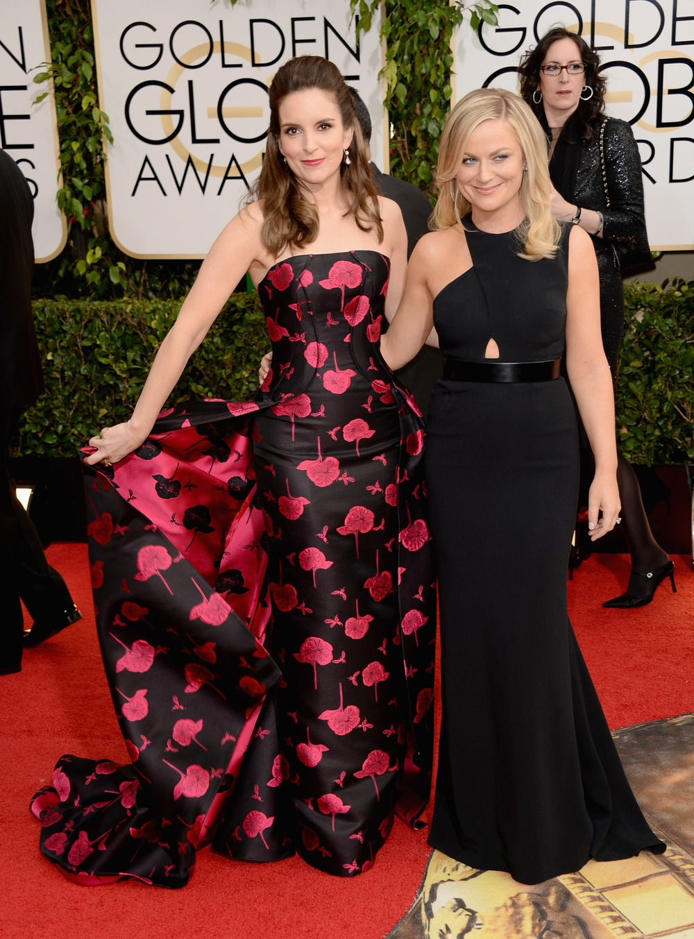 Golden Globes 2014: Tina Fey and Amy Poehler's Best Moments