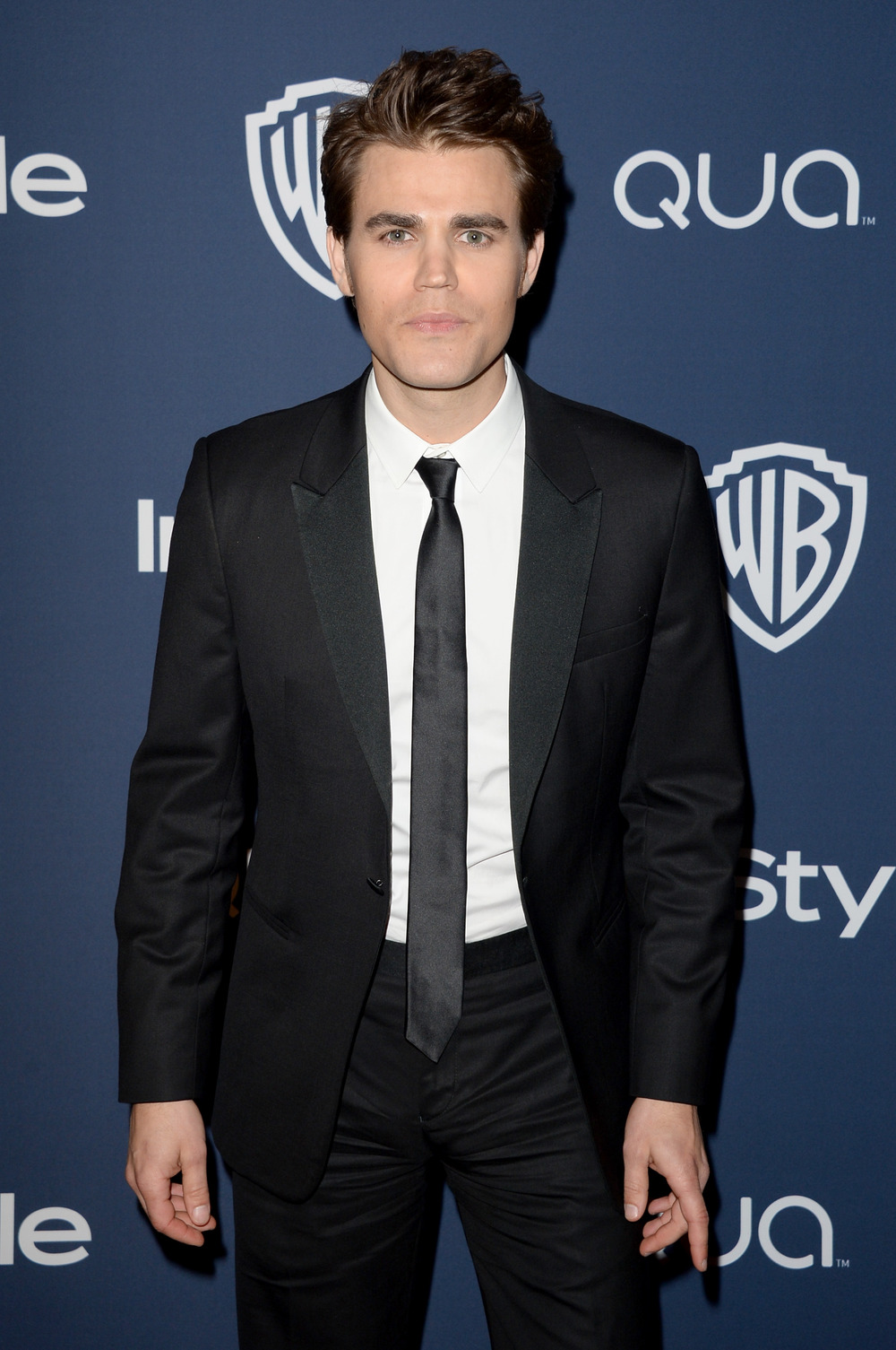 Vampire Diaries' Paul Wesley Is One Hot Uncle — Swoon Alert! (PHOTO)
