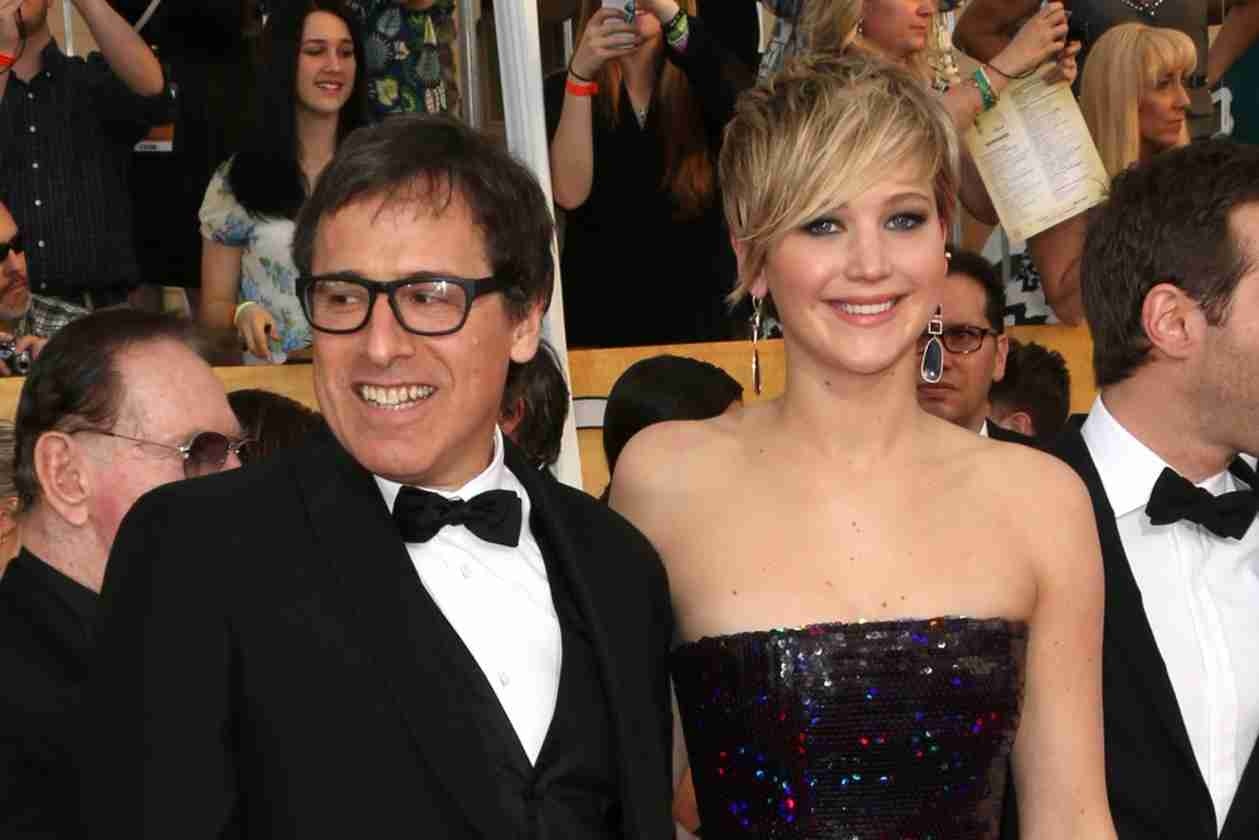 Jennifer Lawrence and David O. Russell's Third Movie — Mop Inventor Biopic?