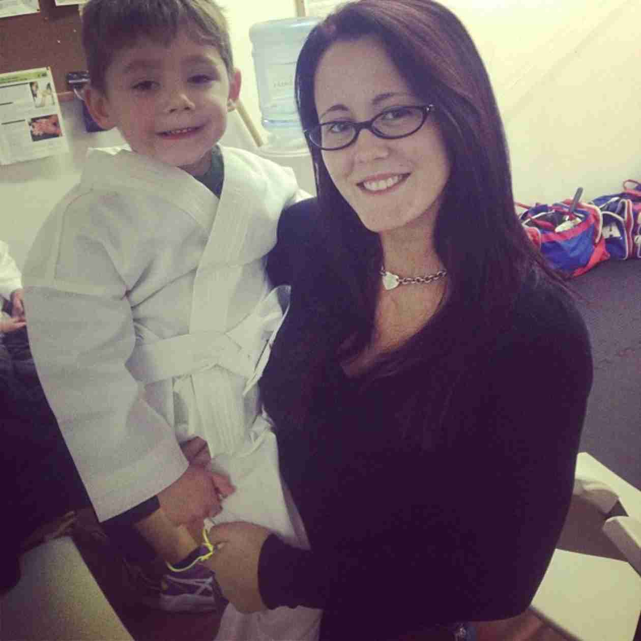 Is Jenelle Evans Filming Season 6 of Teen Mom 2? See the Suspicious Pic! (PHOTO)