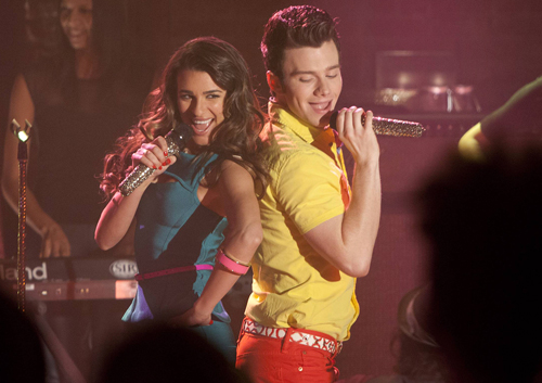 "Glee Star: Stop With All the Failure and ""Flop"" Talk!"