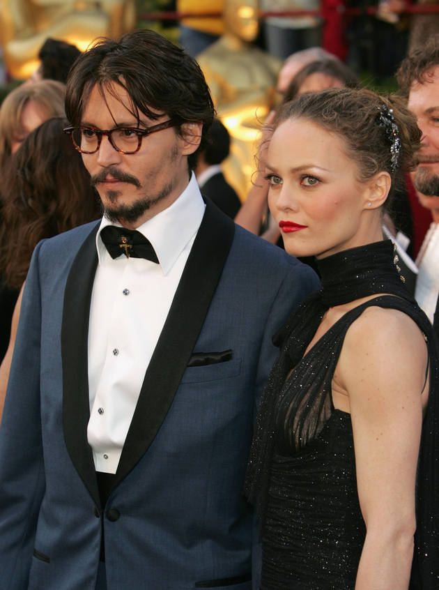 "Vanessa Paradis's ""No Drama"" Reaction to Ex Johnny Depp's Engagement"