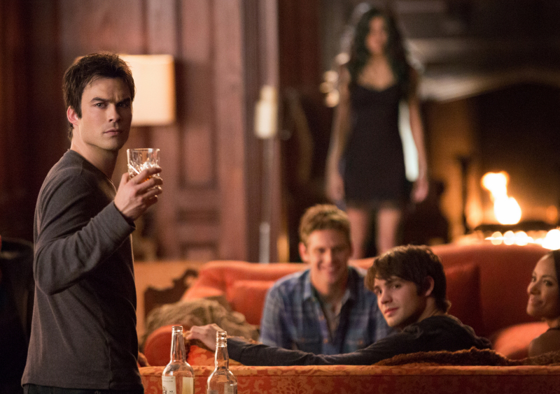 "The Vampire Diaries Music: Songs From the 100th Episode — ""500 Years of Solitude"""
