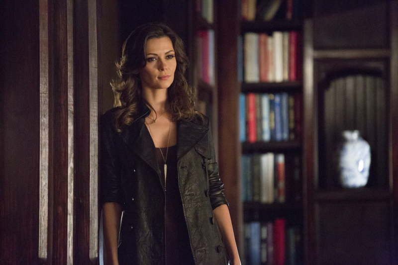 The Vampire Diaries Burning Question: Is Nadia Hiding Something?