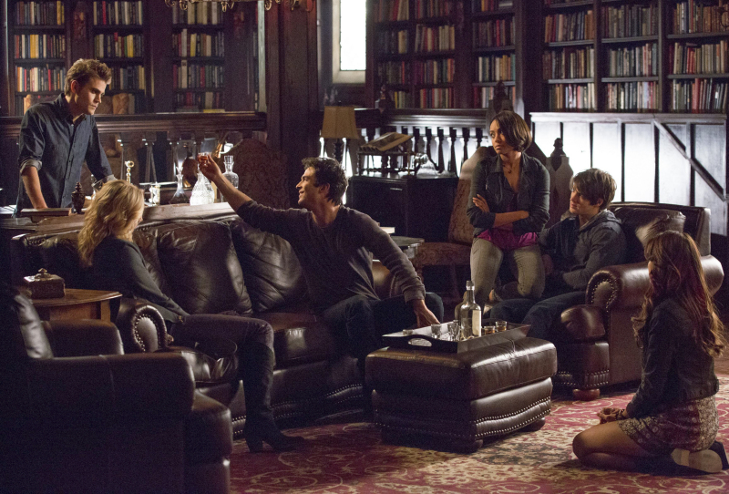 5 Friendships We'd Like to See Develop on The Vampire Diaries