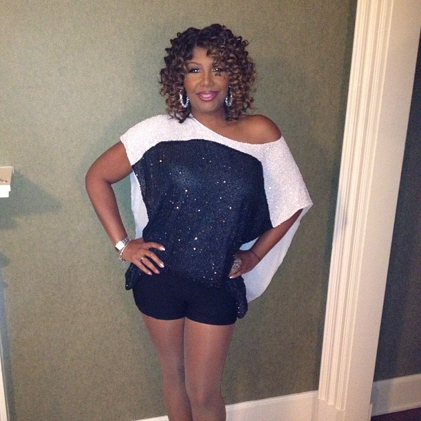 Traci Braxton Gears Up For Her Solo Album, But Hits a Snag (VIDEO)