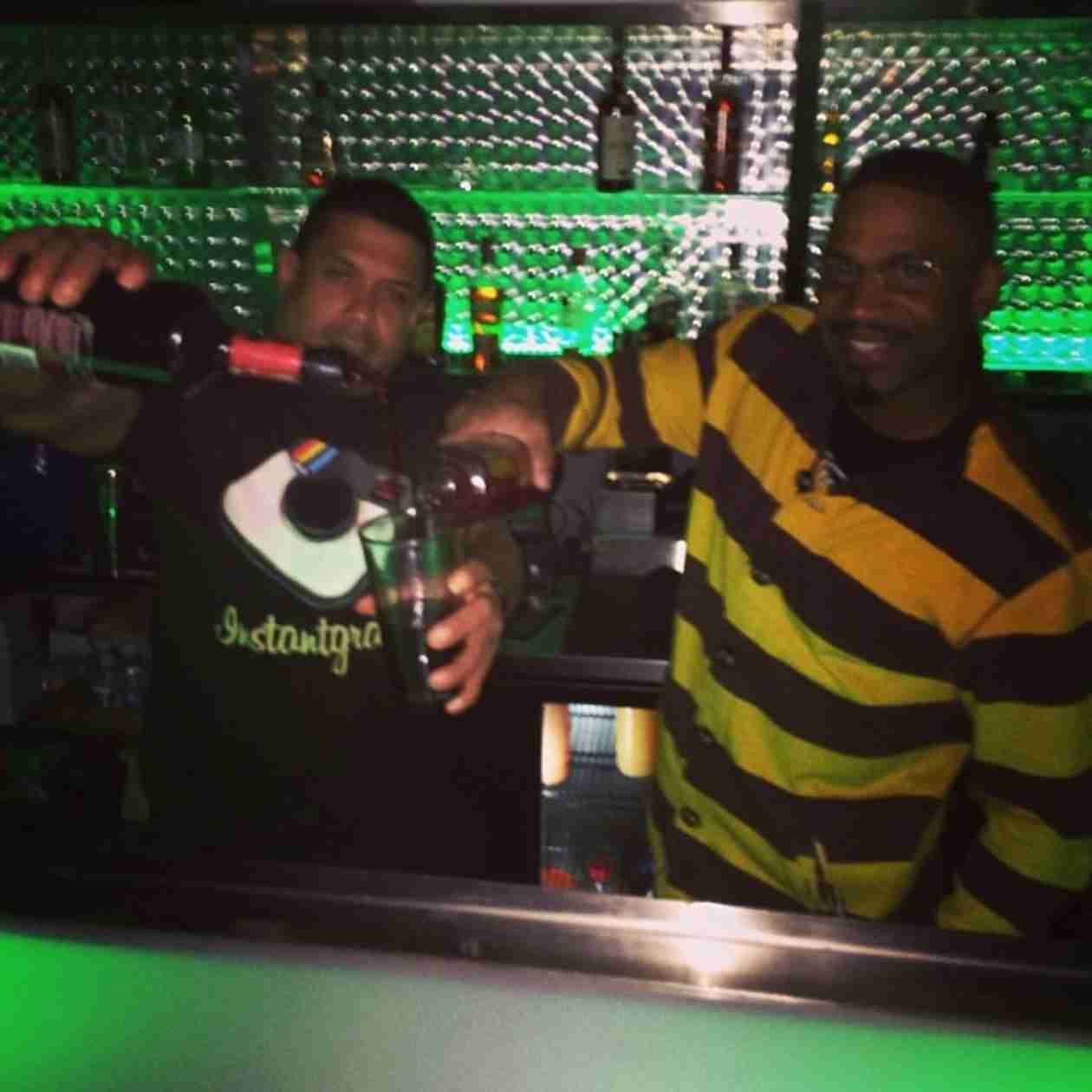 Stevie J. and Benzino Open Sleazy & Zino Bar & Bistro in Atlanta (PHOTOS)