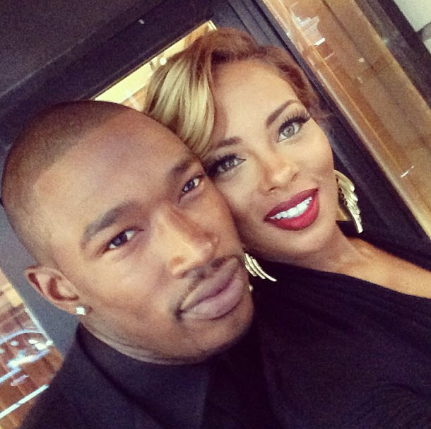 Pregnant ANTM Winner Eva Marcille Shows Off Tattooed Baby Bump (PHOTO)