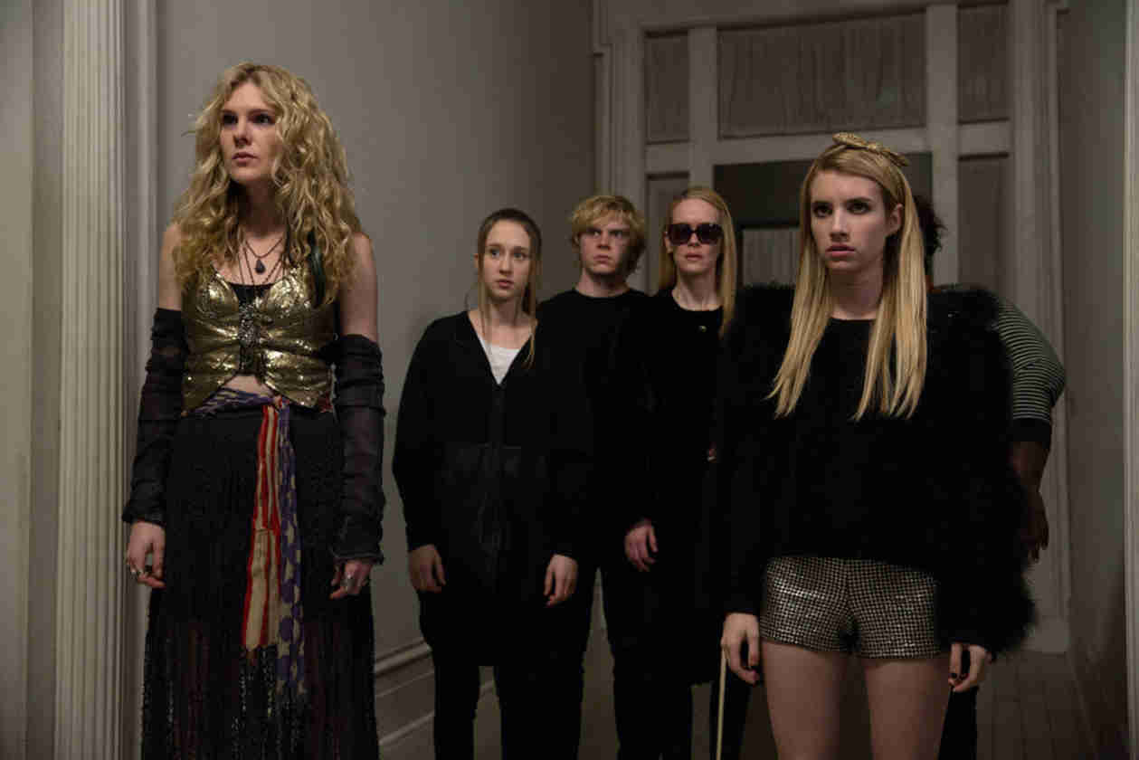 "American Horror Story: Coven — Episode 13 Promo, ""The Seven Wonders"""