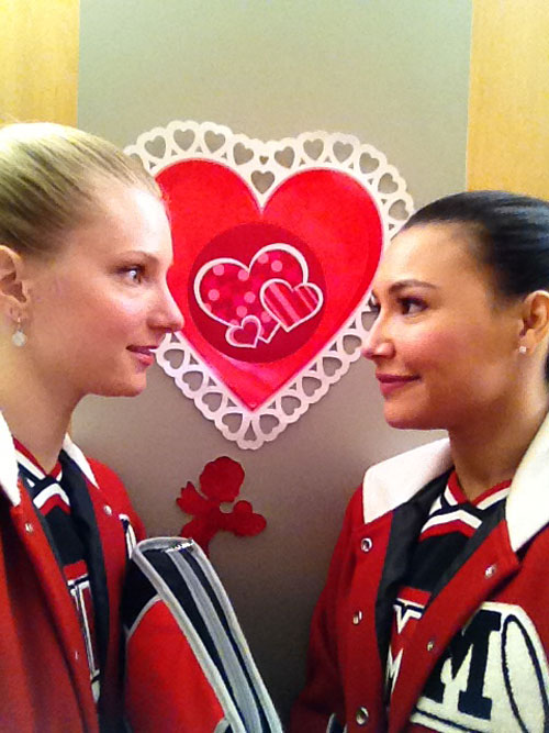 Heather Morris's Post-Baby Body: Super-Slender 3 Months Later! (PHOTO)