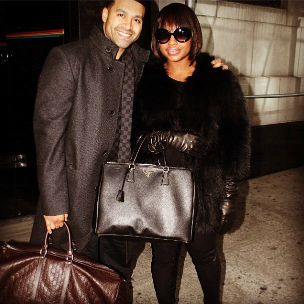 Was Apollo Nida With Another Woman in LA? He Responds to Kenya Moore's Accusations! (VIDEO)