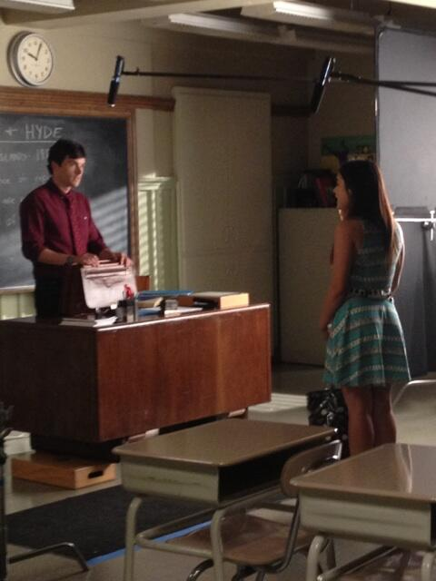 "Is Ezra ""A""? Clues From Pretty Little Liars Season 4, Episode 15 — ""Love ShAck"""