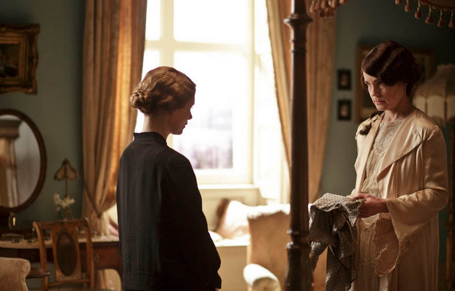 Downton Abbey: Does Edna Braithwaite Come Back?