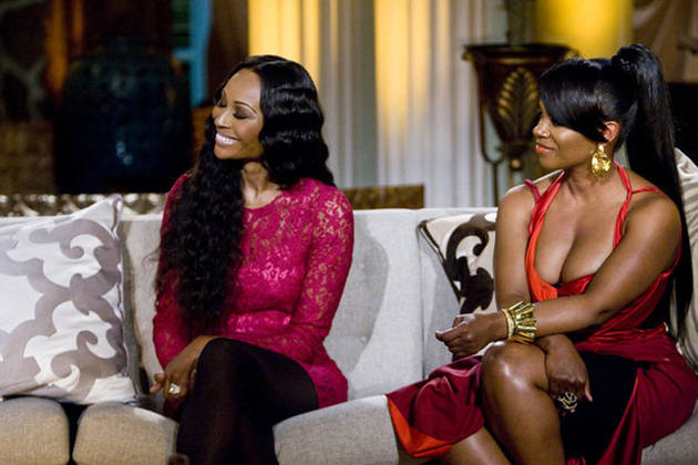 Are Cynthia Bailey and Kandi Burruss on Good Terms Now?