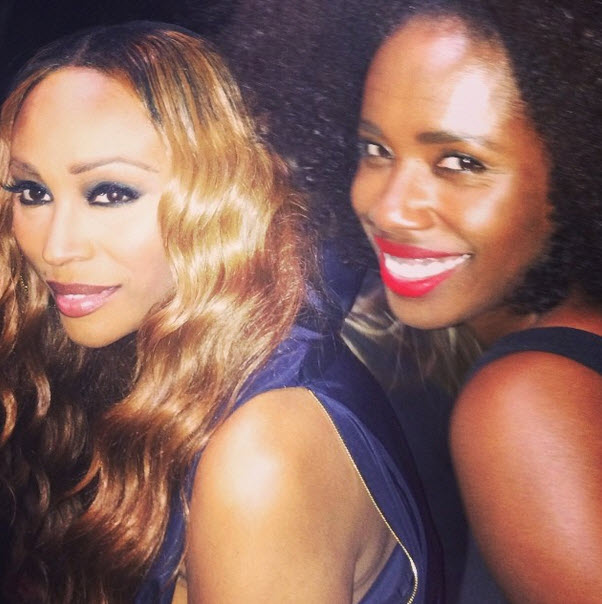 Cynthia Bailey Apologizes on Behalf of RHoA Cast For Ugly Fight (VIDEO)