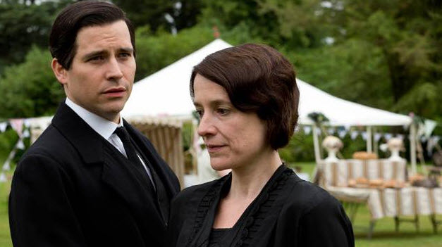 Downton Abbey Season 4: What Secret Does Thomas Know About Baxter?