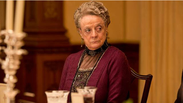 Season 4 Spoiler: The Dowager Countess Zings — and Romance for Mary? (VIDEO)