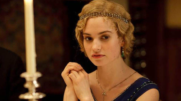 Downton Abbey Season 4's February 2 Episode: Cousin Rose's Birthday Surprise