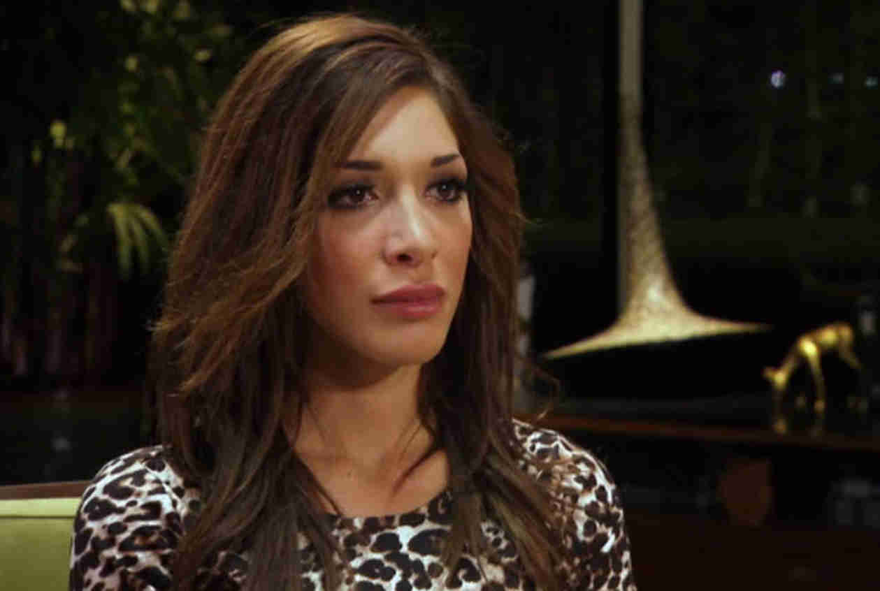"Farrah Abraham Opens Up About Her Childhood: My Parents Called Me a ""Bitch"" and a ""Whore"""