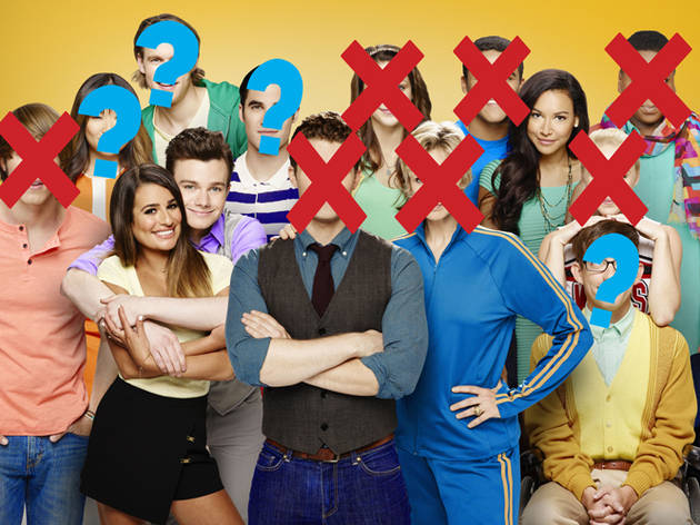 Glee's Really Moving Entirely to NYC Later This Season? — Confirmed!