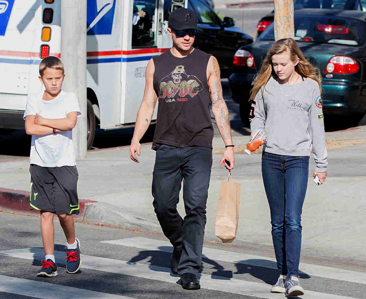 Reese Witherspoon and Ryan Phillippe's Kids Are All Grown-Up! (PHOTO)
