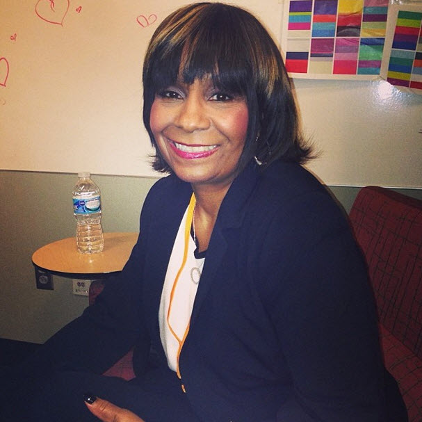 "Kandi Burruss Urges Fans to Show Mama Joyce ""Love"""