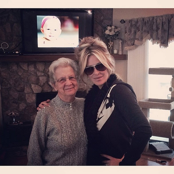 Kim Zolciak Visits Her Psychic, Rose (PHOTO)