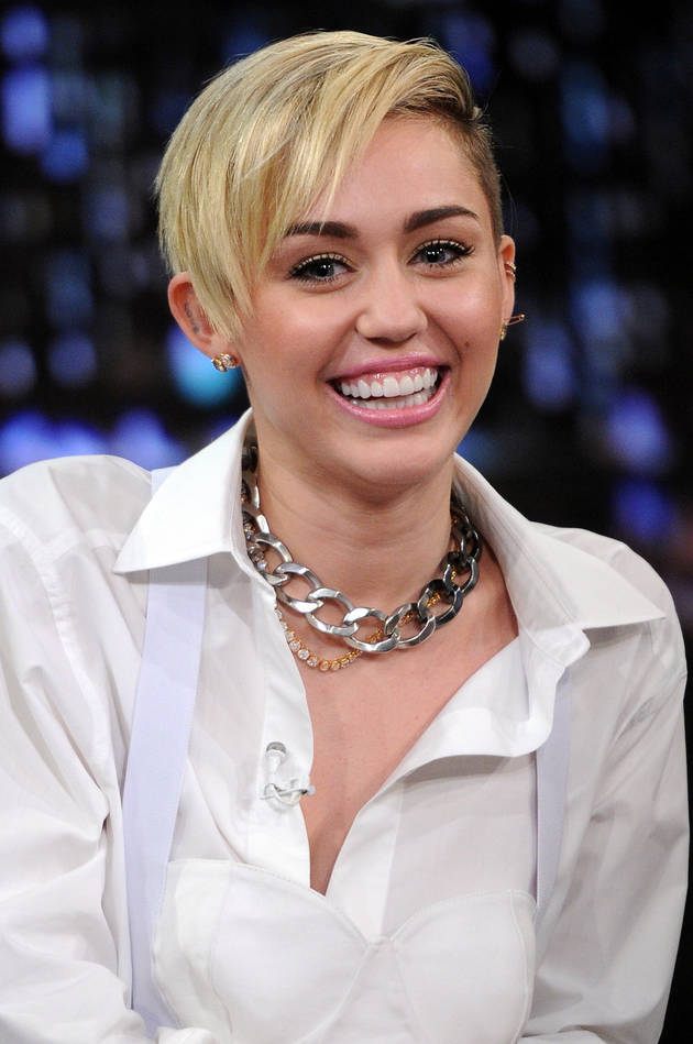 Miley Cyrus Nude and Unrecognizable With Hair Extensions on W Magazine Cover (PHOTO)