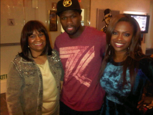 "Kandi Burruss' Mama Joyce: ""I Pray and Hope That I Am Wrong About Todd"" (VIDEO)"