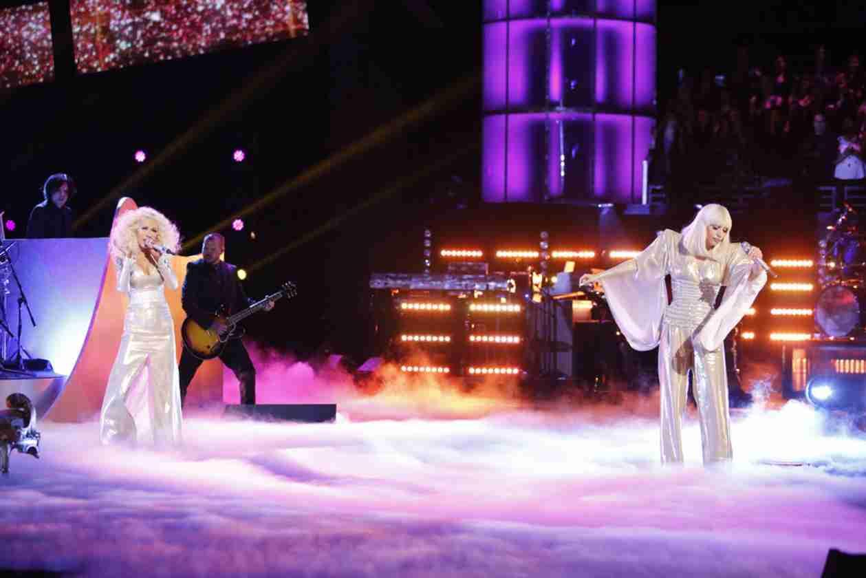"Lady Gaga, Christina Aguilera Release ""Do What U Want"" Remix — Listen Here! (VIDEO)"