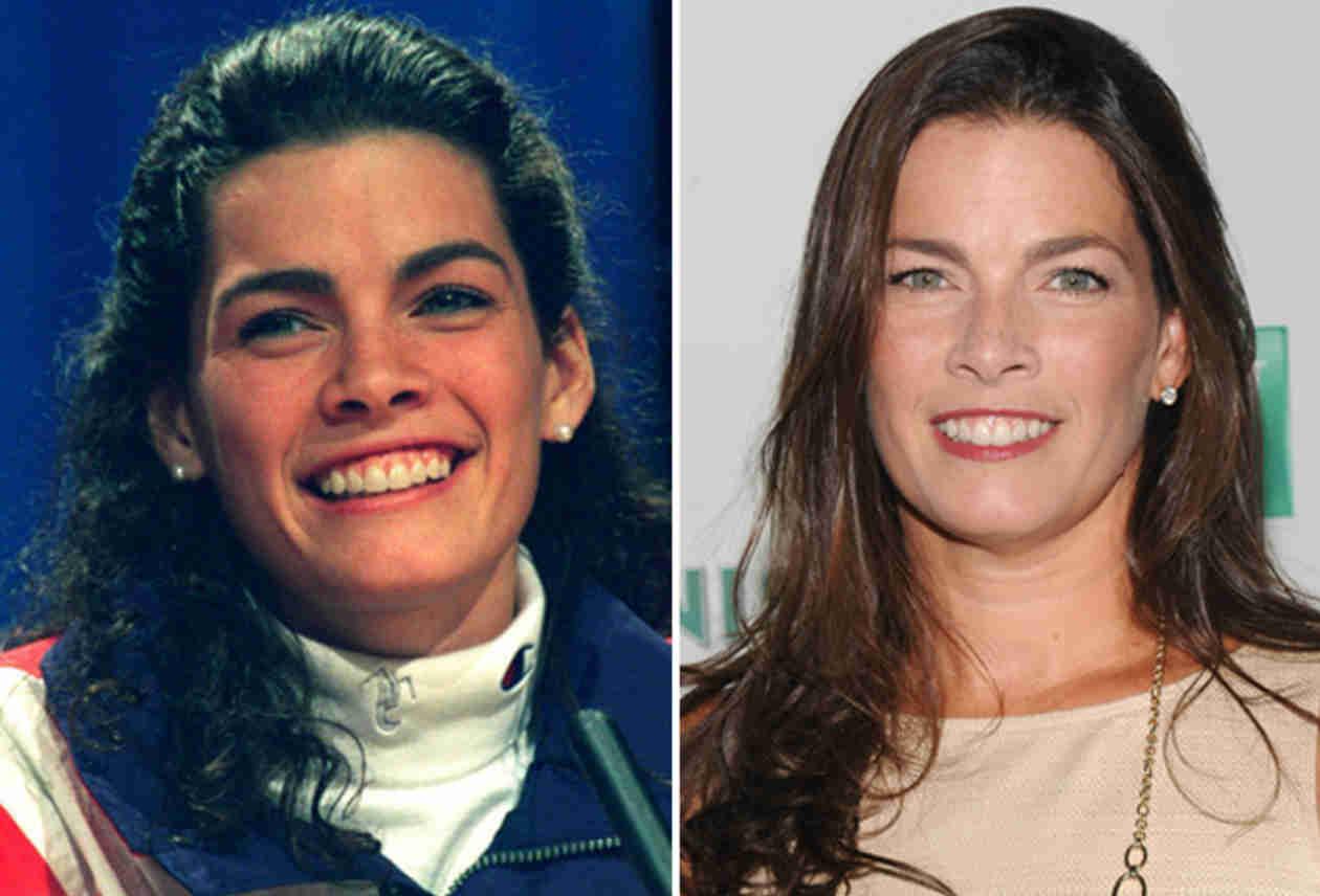 What Do Nancy Kerrigan and Tonya Harding Look Like Now?