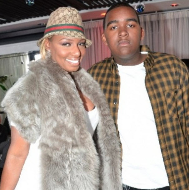 NeNe Leakes Shares New Photo of Son Brentt: He's All Grown Up!