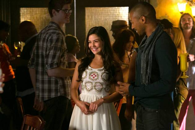 Originals Star Danielle Campbell Gets Kissed By Co-Star — Who Is It? (PHOTO)