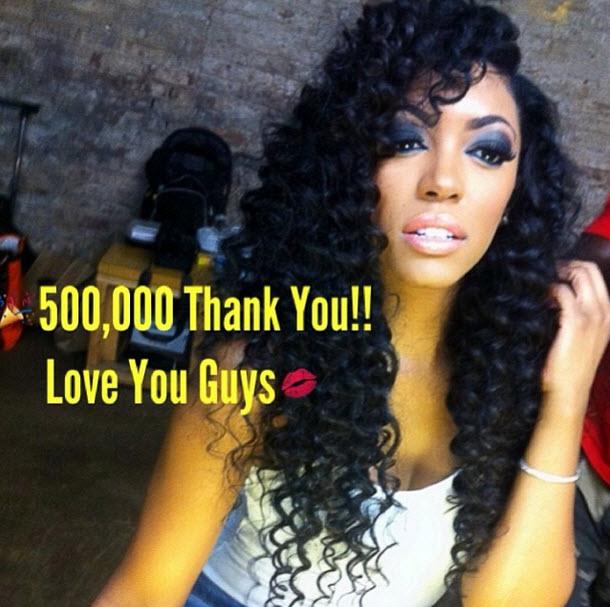 Porsha Stewart Reaches Major Social Media Milestone — What Happened?
