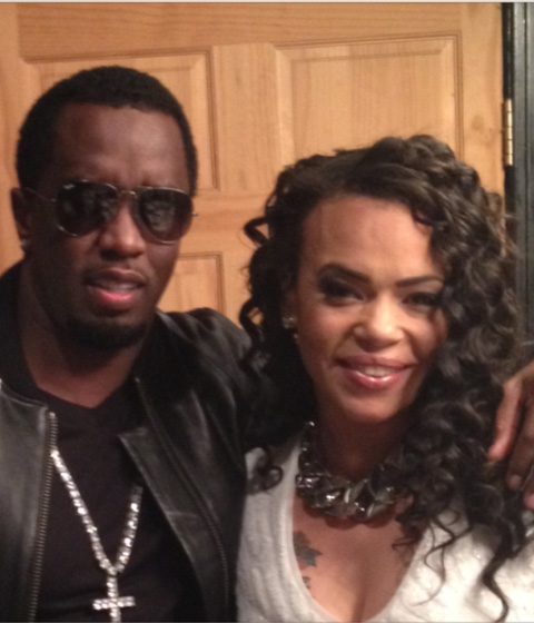 Faith Evans and P Diddy Reunite to Sing Grammy Award-Winning Hit at House of Blues (VIDEO)