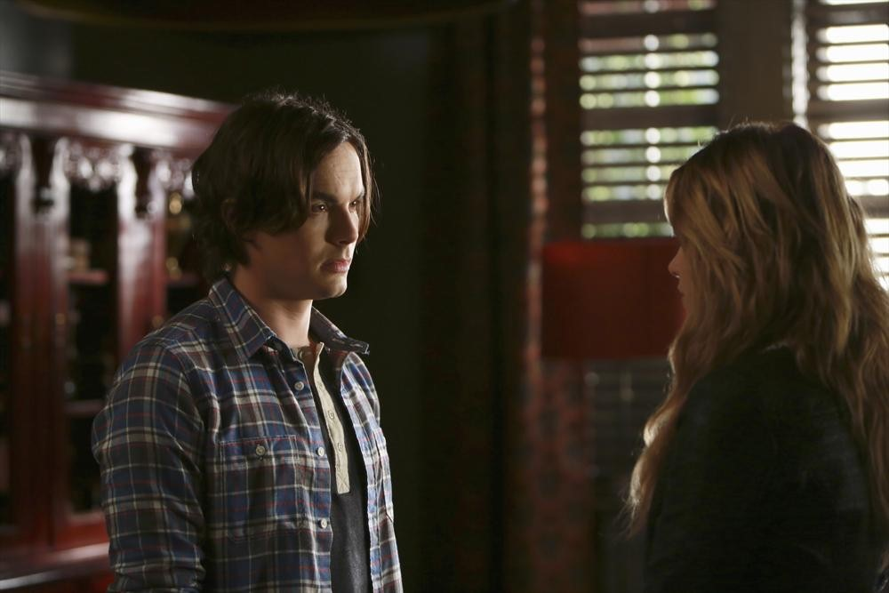 "Ravenswood Season 1 Winter Finale Promo — ""My Haunted Heart"""