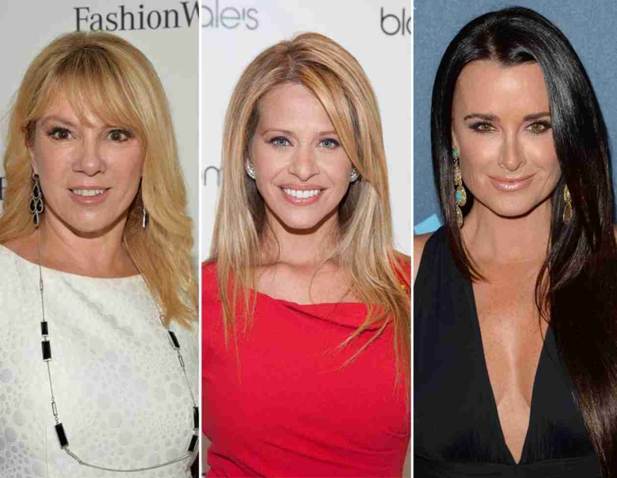 Ramona Singer Divorce: Kyle Richards and Dina Manzo Show Their Support