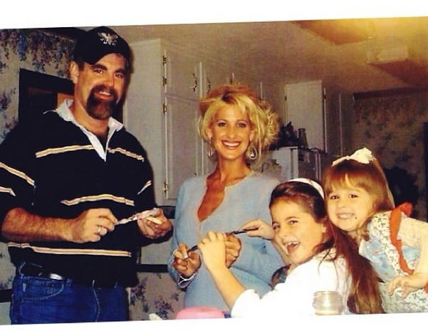 Brielle Zolciak Posts Epic Throwback Photo: See Kim Zolciak Before Real Housewives!
