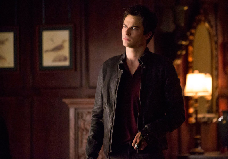 The Vampire Diaries Season 5: Why Damon Needs to Stop Being So Whiny