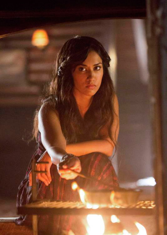 The Vampire Diaries Burning Question: Will the Veil to the Other Side Be Lifted?