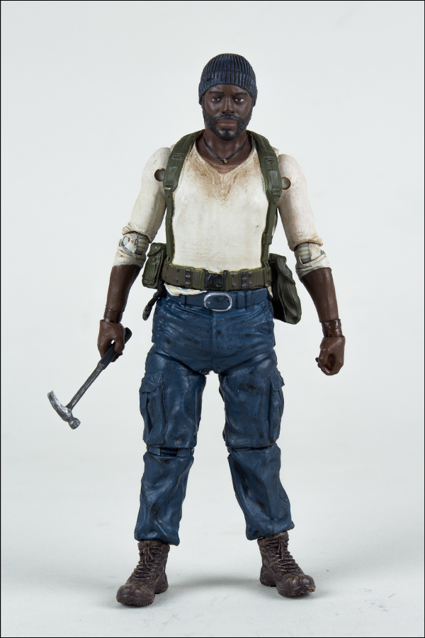 New The Walking Dead Action Figures: Glenn, Maggie, Zombie Merle, Tyreese