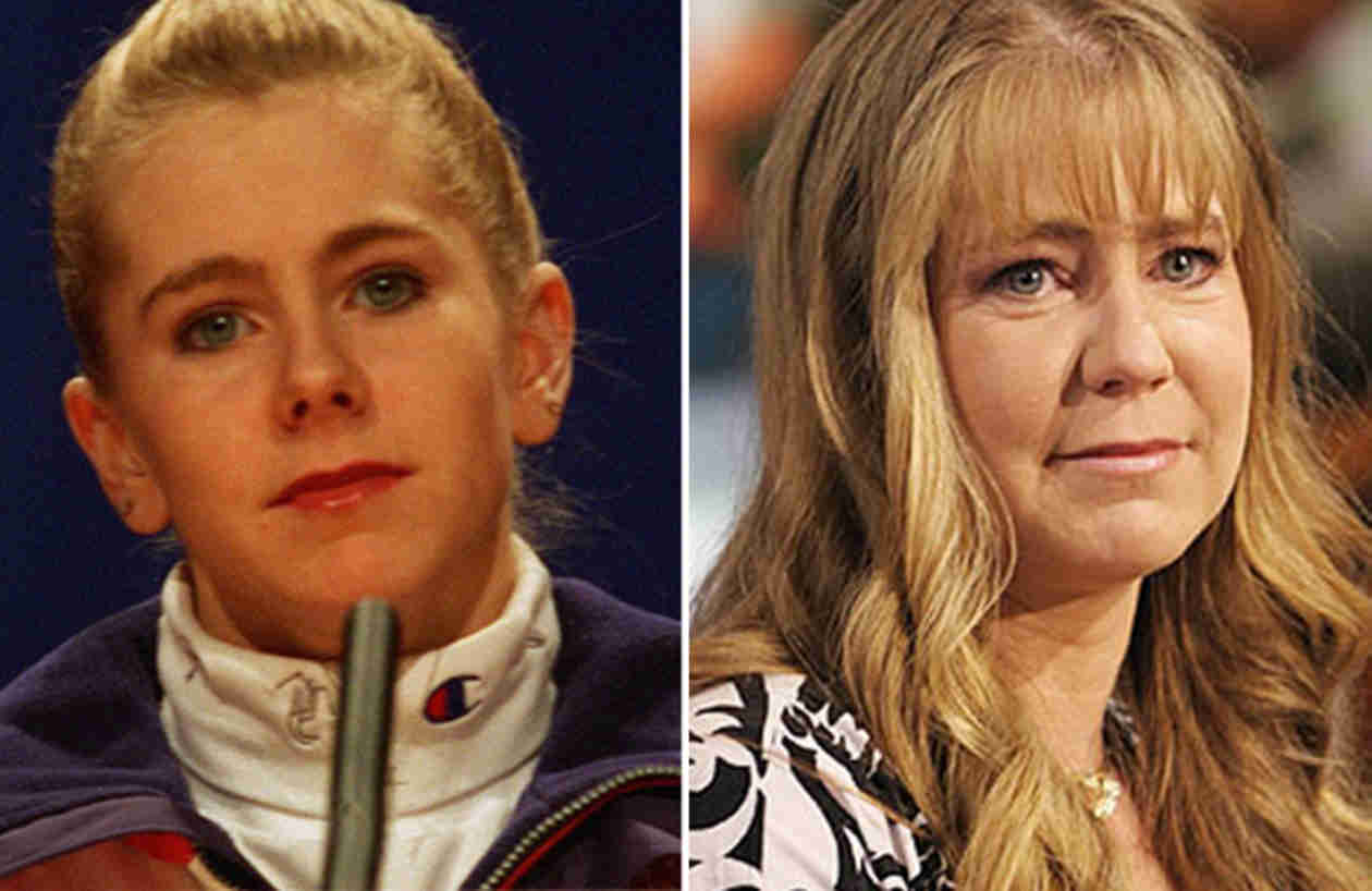 tonya harding then and now